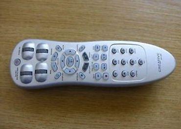Diaľkový ovládač Creative RM 1800