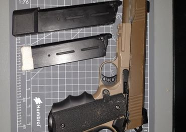 Airsoft Colt 1911 od Army Armanent