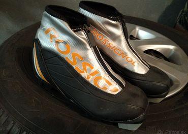 Detské topánky na bežky
