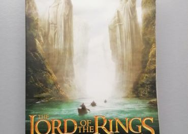 Kniha - The lord of the rings (J.R.R. Tolkien)