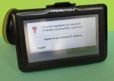Pradam navigaciu Navon N470 - ZLACNENÉ