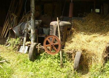 Kúpim starý traktor