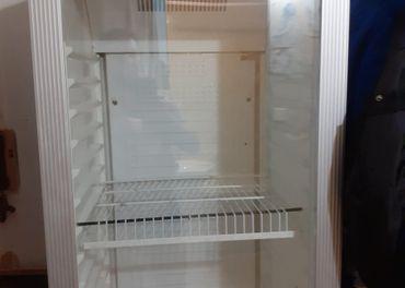 Predám chladničku značky calex je to obchodná chladnička vyt