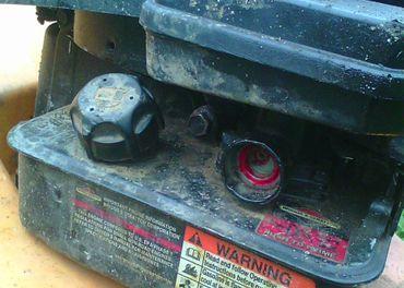 motor na benzínovu kosačku Brigss
