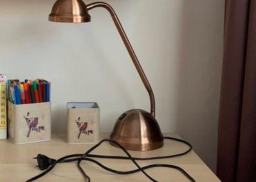 Stolná lampa Argus Vega 3031, halogénová
