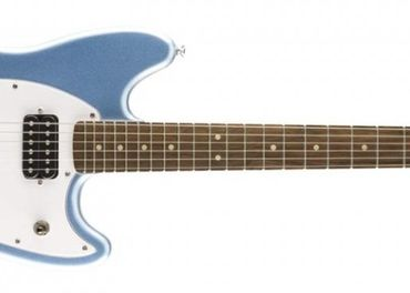 Squier Limited Edition Bullet Mustang HH in Competition Blue
