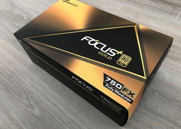 Zdroj Seasonic Focus Plus 750W Gold