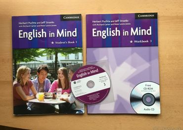 English in Mind 3 + CD