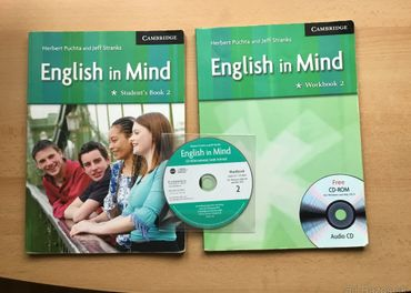 English in Mind 2 + CD