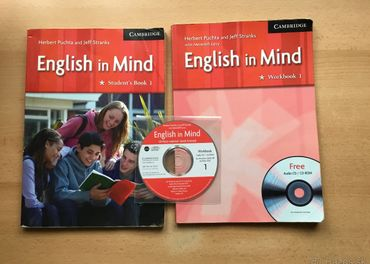 English in Mind 1 + CD