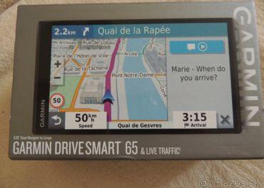 Špičková navigácia Garmin