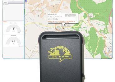 Prenosný GPS lokátor a odpočúvacie zariadenie