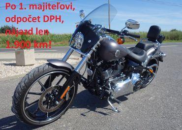 Harley Davidson FXSB BreakOut 103 za 19.990 eur s DPH