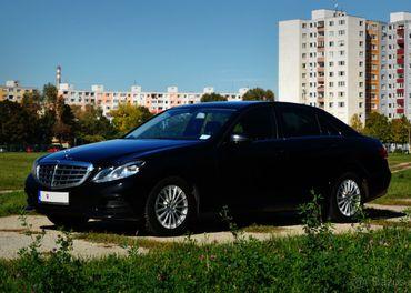 Mercedes-Benz E trieda Sedan 200 CDI BlueTEC Elegance A/T