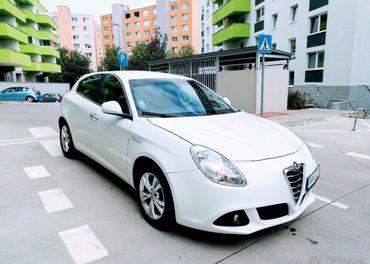 Alfa Romeo Giulietta 1.6 TDI - skvelý stav