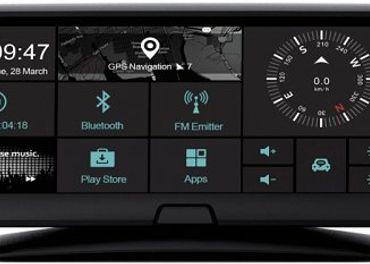 CARNEO COMBO A9400 GPS NAVIGÁCIA + KAMERA DO AUTA