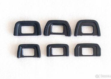 Očnice hledáčku pro Nikon  DK20, 21, 23, 24, 25, 28.