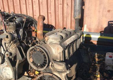 Motor Tatra 929 4 valec diesel