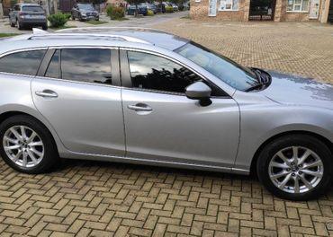 Mazda 6 Wagon Exclusive-Line-Navi -benzín 2.0-121kW