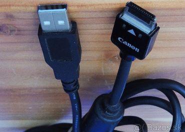 Dátový kábel Canon.