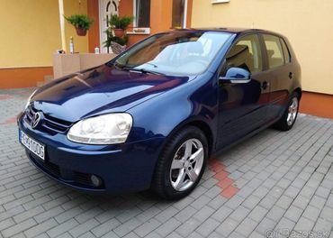 Predám Volkswagen Golf V 1.9 TDI