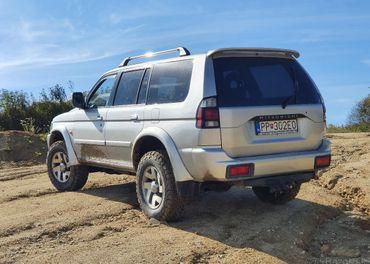 Mitsubishi Pajero Sport 2.5td 85kw