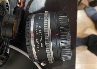 Vizelex  EF - Nikon Z ND Throttle