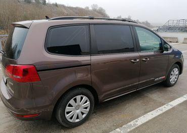 Predám VW Sharan DSG, 2011, 103kw, odp. DPH
