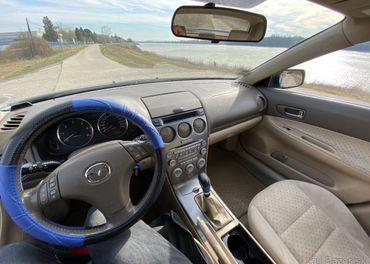 Mazda 6 GG 2004 2,0 TDi