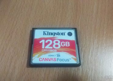 Kingston Compact Flash 128GB