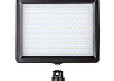 160 LED svetlo na kameru alebo fotoaparát