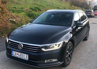 Volkswagen passat B8 2.0 2017