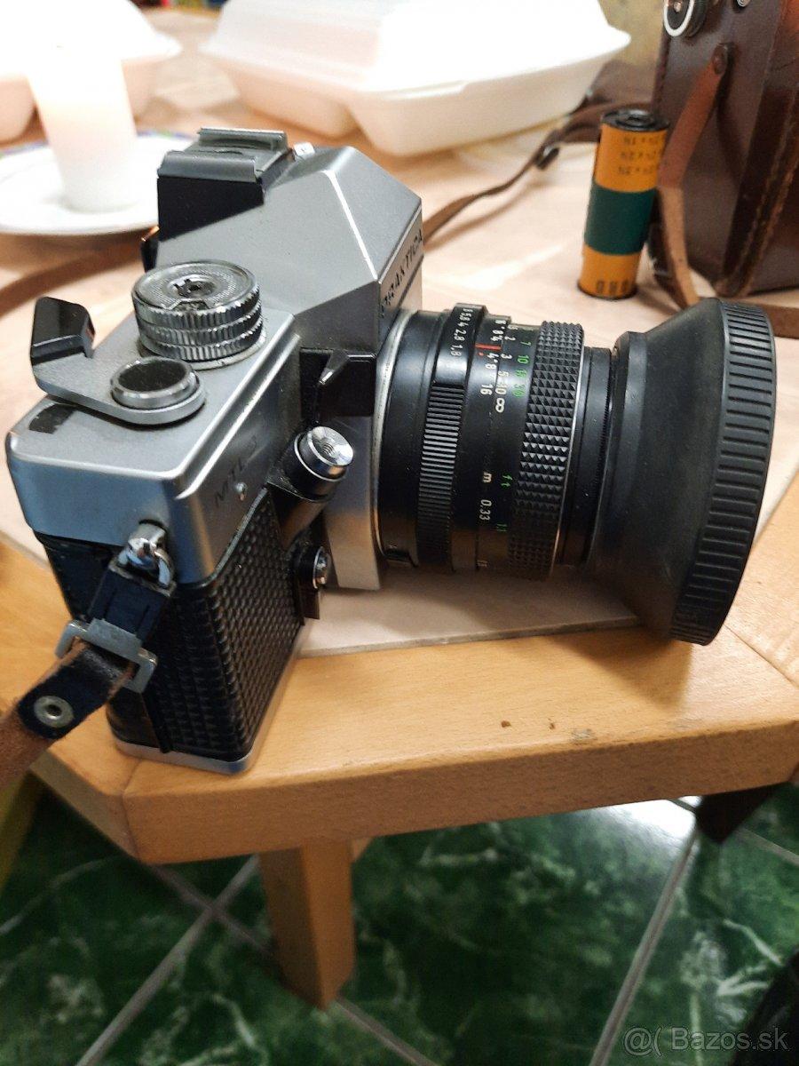 Predám fotograficky prístroj praktica