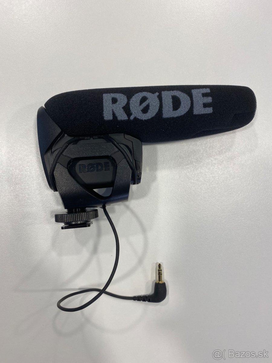Profesionálny mikrofón Rode Videomic Pro