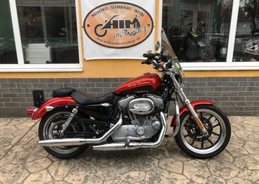 Harley Davidson XL 883 Sportster 2013