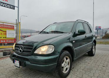 Mercedes-Benz M trieda ML 270 CDI AT 4X4