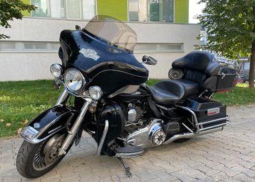 Harley-Davidson Electra Glide Limited 1700 FLHTK