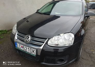Volkswagen golf variant 5 1.9tdi možná výmena