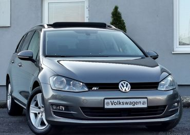 Volkswagen Golf Variant 1.6TDI 110k R-Line Hihgline Panorama