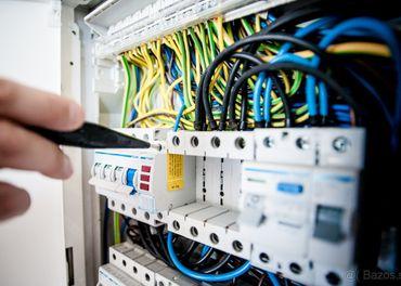 Elektroinštalácie, elektroinštalačné práce, elektrikár