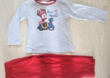 Dievčenské pyžamo Minnie Mouse v. 128