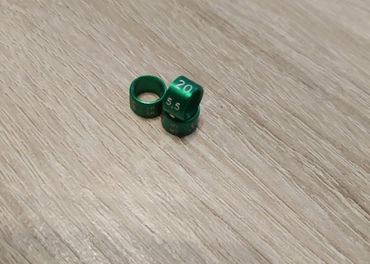 Krúžky 7,0mm; 5,5mm