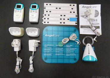AngelCare AC401 monitor a pestúnka  2 rodičovské jednotky