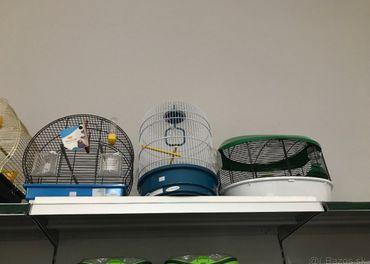 Klietky pre drobné vtáctvo viac druhov