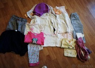 Balík oblečenia veľ.od 80 do 92