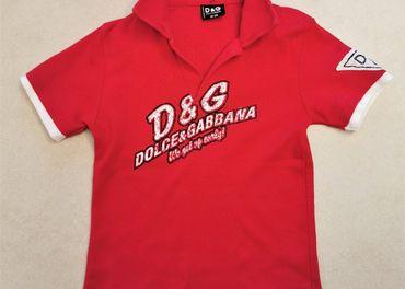 detské tričko DOLCE & GABBANA