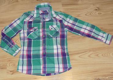 košeľa pre 6 -7 roč
