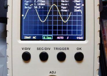 Osciloskop DSO150