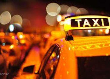 Vodič Taxi Bolt