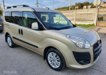 Fiat Dobló 1.6 16V MultiJet SX